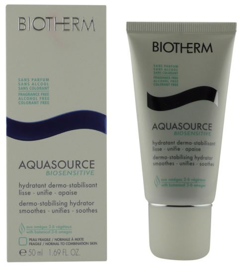 biotherm aquasource biosensitive