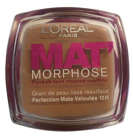 L Oreal Paris Matte Morphose Souffle