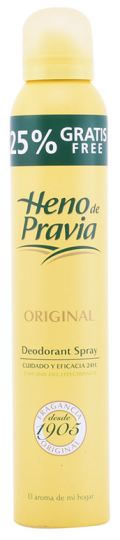 Heno De Pravia Desodorante En Spray 200 Ml