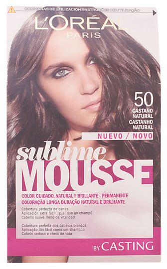 L\'Oreal Paris Sublime Mousse Hair Coloring