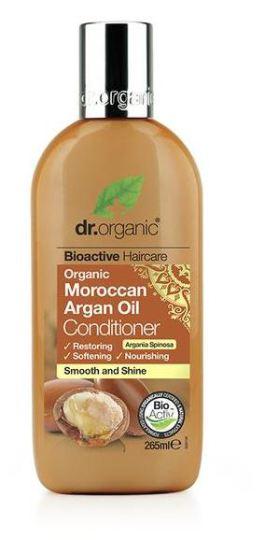 dr organic argan oil conditioner